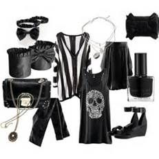 goth outfits for school - Bing Images