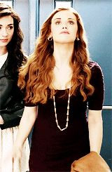 Lydia from Teen Wolf