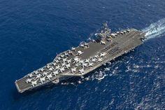 Карл Винсон уже на расстоянии авиаудара по... http://uinp.info/important_news/karl_vinson_uzhe_na_rasstoyanii_aviaudara_po_kndr К авианосной группе США присоединятся корабли Японии.Авианосная ударная группа ВМС США во главе с атомным авианосцем Карл Винсон подошла к Корейскому полуострову в ожидании возможного нового ядерного испытания в КНДР или пуска баллистических ракет, передает Интерфакс.Согласно данным американской частной разведывательно-аналитической компании Стратфор, авианосная…