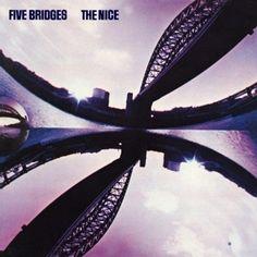 Nice - Five Bridges 1990 13 track CD album Listing in the CDs,Music & CD Category on eBid United Kingdom Lps, Fillmore East, Emerson Lake & Palmer, Progressive Rock, Rock Legends, Cover Pics, Cover Art, Cd Album, Album Covers