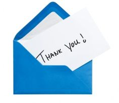 The 10 essentials of an ideal thank you letter