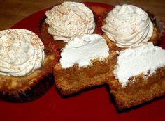 Dee-lightful Pumpkin Pie Cupcakes
