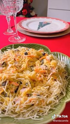 Diy Snacks, Diy Food, Cabbage, Salads, Recipies, Food And Drink, Cooking Recipes, Tasty, Vegetables