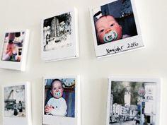 DIY-Anleitung: Magnete aus eigenen Bildern herstellen / diy-tutorial: magnets made of pictures via DaWanda.com