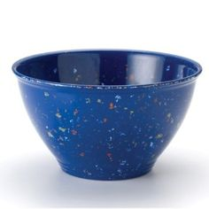 Amazon.com: Rachael Ray Tools Garbage Bowl with Non-Slip Rubber Base, Purple: Kitchen & Dining - the blue is pretty.
