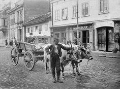 Old Belgrade in the 1900s, Serbia