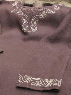 Resultado de imagem para viking embroidery