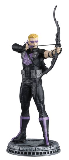 Marvel Chess #19 Hawkeye.