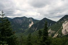 Vue du sommet de Sawteeth, Adirondacks,août 2015 Mountains, Usa, Nature, Travel, Upstate New York, Naturaleza, Viajes, Destinations, Traveling
