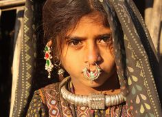 India - the jat - a hidden tribe in gujarat by Retlaw Snellac, via Flickr