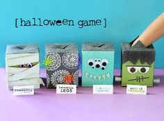 We've rounded up this list of Halloween Classroom Crafts and Games that are perfect for room moms and dads organizing the classroom Halloween party.