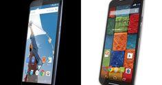 """Nueva imagen """"real"""" del nuevo Nexus 6 filtrada por Evleaks"""