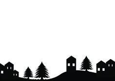 1000 bilder zu scherenschnitt auf pinterest silhouette - Scherenschnitt vorlagen weihnachten ...
