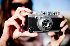 Gadgetsin / Rangefinder iPhone 4 Case