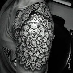 35 Spectacular Black and Grey Tattoo Designs & Ideas