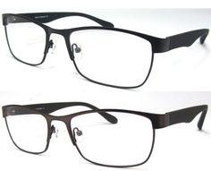 Cano Men's Optical Reader at Debspecs.com