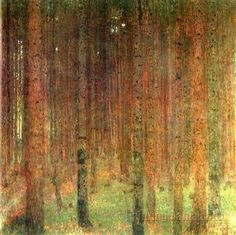 Klimpt (Pine Forest II)