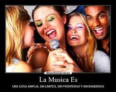 la musica corre por tus venas