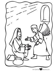 Anunciación Virgen Maria