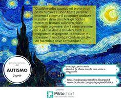 Pedagogia e didattica: un blog: Giornata mondiale della consapevolezza sull'autism...