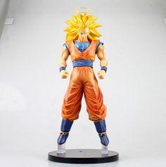 34.17$  Watch now - https://alitems.com/g/1e8d114494b01f4c715516525dc3e8/?i=5&ulp=https%3A%2F%2Fwww.aliexpress.com%2Fitem%2FDragon-Ball-Z-Action-Figures-Son-Goku-300mm-Super-Saiyan-3-Dragonball-Action-Figure-PVC-Toys%2F32494600803.html - Dragon Ball Z Action Figures Son Goku 300mm Super Saiyan 3 Dragonball Action Figure PVC Toys DBZ Goku Figure Esfera Del Dragon 34.17$