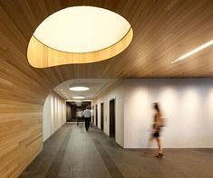 Lobby by Geyer, Brisbane