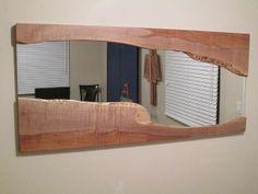 Artistic Wood Framed Mirror Large Wedding by WoodWallWonders, $495.00