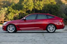 2014 BMW 328i xDrive Gran Turismo - left side