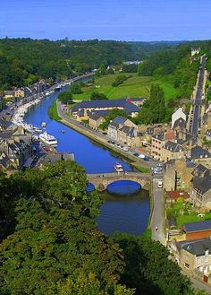 Travel to France - lovely image Beautiful Places To Visit, Cool Places To Visit, Places To Travel, Places To Go, Loire Valley, Normandy France, Beaux Villages, Corsica, France Travel