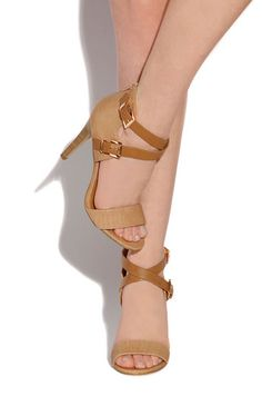 Romance Resort - Tan - Lola Shoetique