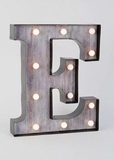 light up letter r vintage wall mounted illuminated wall wood sign