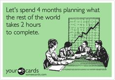 """Isn't there an app nowadays to measure """"time wasted using cliches"""" in project meetings?"""