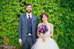 Real Wedding: Ralph & Courtney