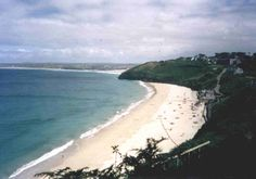 Trelawney, Carbis Bay, St.Ives, Cornwall, UK, England. Self Catering. Pet Friendly Accommodation. Accepts Dogs & Small Pets. Travel. Beach Nearby. Walking.