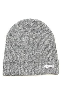 ae93a78ec3b NEFF Beanie Daily in Grey