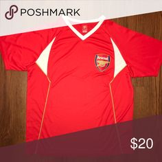 ARSENAL SOCCER JERSEY Size: Medium Condition: Pre-owned - Great Price: $20 Other