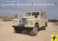 Land Rover Santana 109 Especial de 1978
