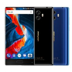 Ulefone MIX Bezel-free Corning Gorilla Glass 3 Screen Dual Sim Smartphone Android Triple Camera Available in UK now Phone Cases Marble, Cool Phone Cases, Leather Laptop Case, Latest Smartphones, St Pierre And Miquelon, Goods And Service Tax, Dual Sim, Papua New Guinea, Grenadines