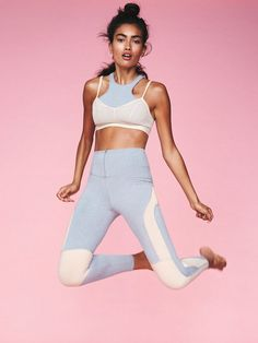 7c9c25e59c Yoga Clothes : Cool Rider Legging at Free People Clothing Boutique
