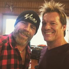 Chris Jericho @chrisjerichofozzy Instagram photos | Websta