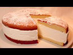Τόσο καλά θα ακούσετε τους αγγέλους να τραγουδούν! Πολύ εύκολο και με λίγα συστατικά! # 391 - YouTube Best Dessert Recipes, Sweets Recipes, Fun Desserts, Cake Recipes, Spanish Desserts, Cake Factory, Decadent Cakes, Few Ingredients, Amazing Cakes