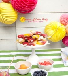 Summer Solstice Party | Oh Happy Day!
