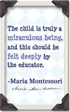 #MontessoriQuotes