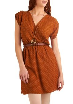 Dresses for Women at ModCloth come in a variety of styles, colors and sizes. Shop ModCloth for unique dress styles to add to your wardrobe today! Day Dresses, Cute Dresses, Cute Outfits, Retro Vintage Dresses, Orange Dress, Dress Me Up, Passion For Fashion, Dress To Impress, Fashion Dresses
