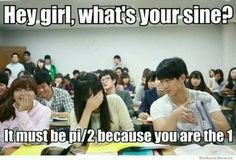 Science pick up lines <3