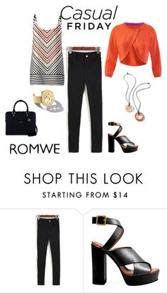 """""""Casual Friday`"""" by amy-golomb-harris ❤ liked on Polyvore featuring CAbi, Chloé, Henri Bendel, tigerlily, shrug, CAbiclothing and linneacami"""