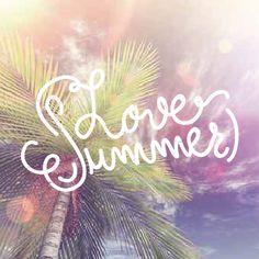 "Ilustración ""Love summer"" para RiffofGloria."