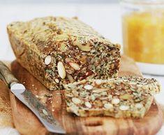 Recept Semínkový chleba Banana Bread