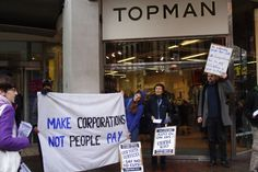 uk uncut protests - Google Search