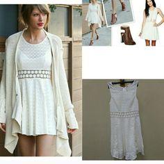 White Sexy Summer Dress